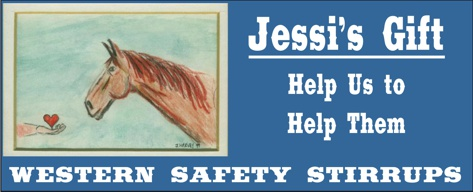 Jessi's Gift - Help a Horse Rescue or Sanctuary
